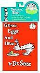 Book and CD: Green Eggs and Ham by Dr. Seuss (2005, Mixed Media)
