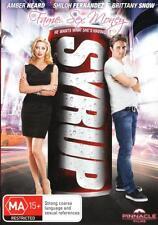Syrup  - DVD - NEW Region 4