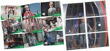 Joe 90 - 54 Card Basic/Base & 6 Silver Foil Sets - Gerry Anderson Unstoppable
