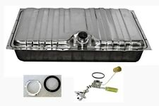 NEW! 1969 Ford Mustang Cougar Gas Fuel Tank Stainless Steel & Sending Unit Kit