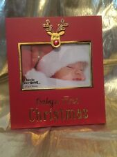 Baby's First Christmas Photo Frame from Wendy Jones-Blackett XM1471