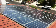 5Kw Complete Solar Kit 250W POLY Solar Panel Inverters Racking