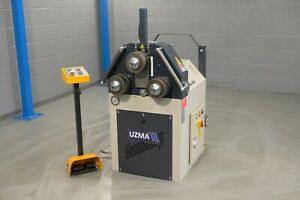 new UZMA  45 Hydraulic section roller ring roller vat is included