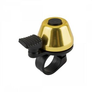 Sunlite Candy Mini Bell Anodized Gold Mallet