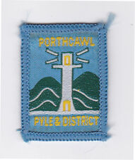 UNITED KINGDOM / BRITISH SCOUTS - UK WALES PORTHCAWL PYLE & DISTRICT SCOUT PATCH