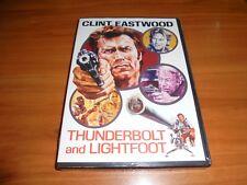 Thunderbolt and Lightfoot (DVD, Widescreen 2015) Clint Eastwood,Jeff Bridges NEW