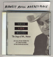 Various Artists - True Life Blues: The Songs of Bill Monroe CD - New & Sealed!!!