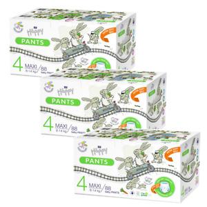 Ökopack Pants bella baby Happy Box Gr.4 Maxi 8-14kg Sparpack 88 -264 Stück