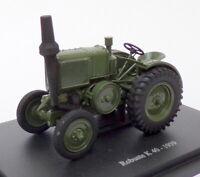 Hachette 1/43 Scale Model Tractor HT143 - 1939 Robuste K 40 - Green