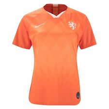 Nike Netherlands Orange Soccer Jersey Msrp $90.00 NWT Size Large Womens
