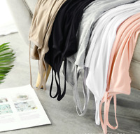 Women Camisole Full Slip Dress Tunic Loose Seamless Maxi Dress Chemise Plus size