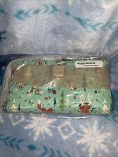 Disney Dooney & Bourke Bambi & Friends Wristlet Wallet Clutch