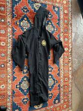HARRY POTTER Robe Costume Dress Up Adult SIZE large  Hogwarts Robe