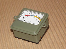 ICE moving coil D.C. panel indicator / micro ampere meter