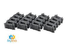 Lego Train Track Curved  x 16 - 53400
