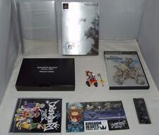 PlayStation 2 KINGDOM HEARTS FINAL MIX Platinum Limited Box Japan PS PS2 JP