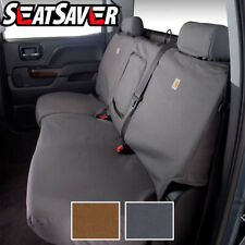 Covercraft Custom SeatSavers Carhartt Duckweave - Second Row - 2 Color Options