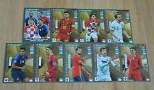 Panini Road to Uefa Euro 2020 Adrenalyn XL alle 9 Rare Cards Top Master Expert