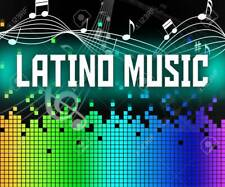 2750 Recent Latino Music mp3 songs on a 16gb usb flash drive
