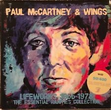 Paul McCartney 10-disc Lifeworks - Rarities 1966-1978 The Beatles