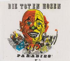 Die Toten Hosen Maxi CD Paradies - Germany (M/M)