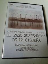 """DVD """"EL PASO SUSPENDIDO DE LA CIGÜEÑA"""" PRECINTADO SEALED THEODOROS ANGELOPOULOS"""
