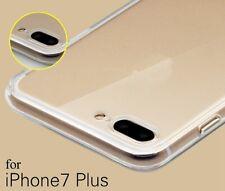 """Per Apple Iphone 7 8 PLUS 5.5"""" Custodia ULTRA SLIM COVER SILICONE 0,3 MM TRASPA"""