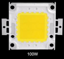 High Power COB LED Chip 100Watt Kaltweiß, Flutlicht, Scheinwerfer