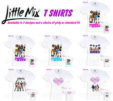 Little Mix T Shirt 2018 Tour in 7 designs all sizes Boys + Girls + Adults