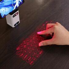 Teclado láser virtual Bluetooth Proyector Inalámbrico portátil