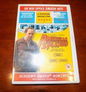 DVD AMERICAN SPLENDOR