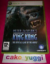 PETER JACKSON'S KING KONG XBOX 360 VERSION FRANCAISE TRES BON ETAT