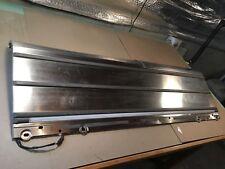 02-03 OEM Lincoln Blackwood bed aluminum panel inside trim truck bed RIGHT RH