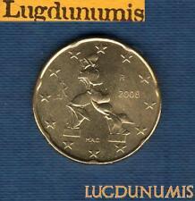 Italie 2008 20 centimes SUP SPL provenant d'un rouleau - Italia