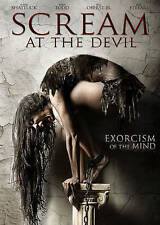 Scream at the Devil! Exorcism of the Mind DVD