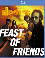 THE DOORS: FEAST OF FRIENDS BLU-RAY