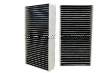 Cabin Air Filter Carbon Charcoal type Set of 2