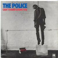 "The Police - Can't Stand Losing You - Coloured Vinyl - 7"" Single"