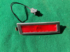 78 79 CADILLAC RH Passenger Side FLEETWOOD Brougham Side Marker Running Light