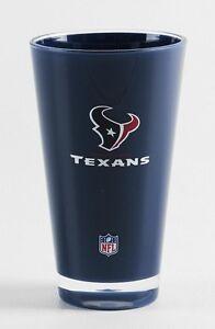 Houston Texans Acrylic Tumblers 2 - 20 Ounce