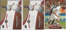 Landon Donovan 3 Card Lot Of 2010 Upper Deck World Of Sports Cards