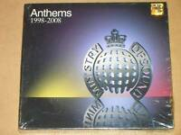 BOITIER 3 CD RARE / ANTHEMS 1998-2008 / MINISTRY OF SOUND / NEUF SOUS CELLO