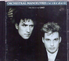 CD 18T ORCHESTRAL MANOEUVRES IN THE DARK (OMD) THE BEST OF 1988 HOLLAND