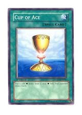 3x Yugioh LODT-EN050 - Cup of Ace Common Card