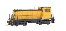 NIB N Bachmann #82054 DC/DCC GE 70 Ton Switcher Yellow/Black Unlettered
