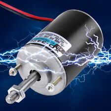 12/24V 30W Permanent Magnet Electric DC Motor CW/CCW For DIY Generator MF