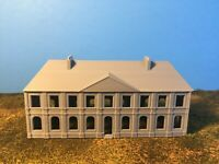 """"""" Hotel De Ville """" Urban City Building - Z Scale - 1:220 - No Assembly Required!"""