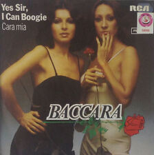 "7"" Single - Baccara - Yes Sir, I Can Boogie - S56 - washed & cleaned"