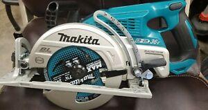 Makita XSR01 18Vx2 LXT 36V Brushless Rear Handle 7-1/4 Circular Saw (Bare Tool)