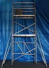 F50 ALUMINUM FOLDING SCAFFOLD WITH STANDING HEIGHT OF 3.8M